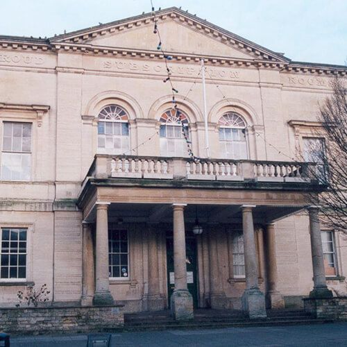 Project - Subscription Rooms - Stroud