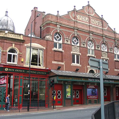 Project - Wakefield Theatre Royal