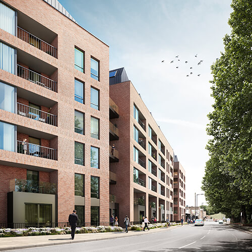 Project - The Chocolate Factory - Wood Green