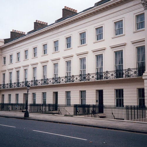 Project - Cornwall Terrace