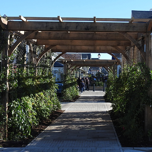 Project - Bicester Village - Retail