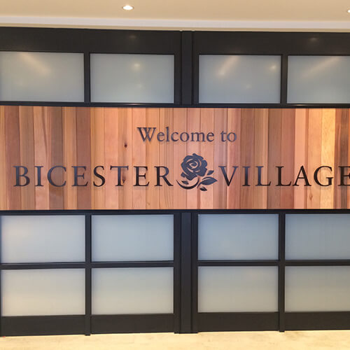 Project - Bicester Village Train Station