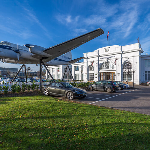 Project - Croydon Airport