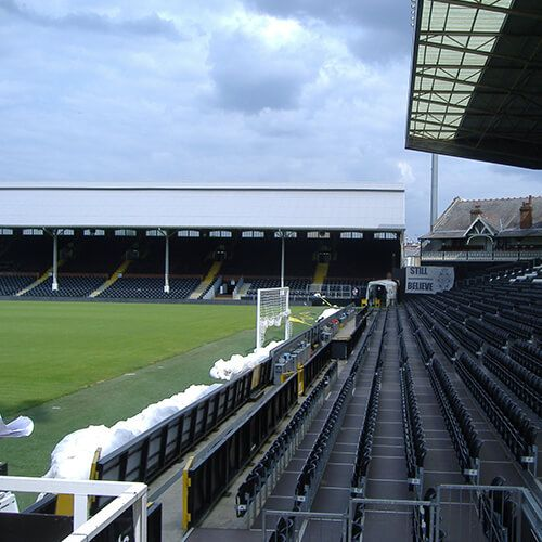 Project - Fulham Football Club